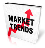 Market Trends Royalty Free Stock Image
