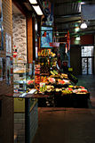 The market of triana 3 Royalty Free Stock Image