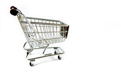 Market Trolley Royalty Free Stock Photography