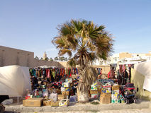Market in Tunisia Royalty Free Stock Photography