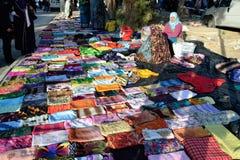 Market in Tunisia Royalty Free Stock Photography