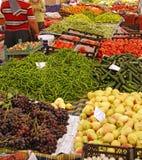 Market in Turkey Royalty Free Stock Photography