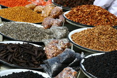 In the market. In the turkish market Goreme royalty free stock photography