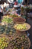 Market village Royalty Free Stock Image