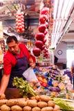 September, 23 Madrid Market Royalty Free Stock Image
