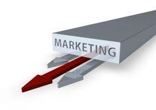 Marketing Royalty Free Stock Photos