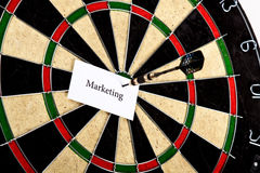 Marketing! Stockfotografie