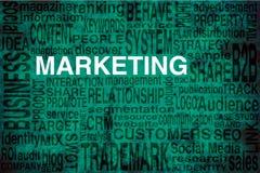 Marketing Imagen de archivo