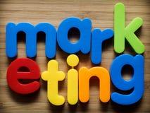 marketing Royalty-vrije Stock Foto