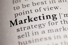 marketing Lizenzfreie Stockbilder