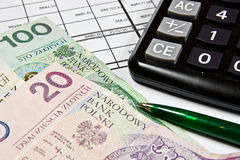 Marketing - Accounting Royalty Free Stock Images