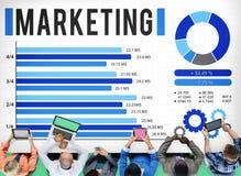 Marketing Advertisement Commercial Branding Concept.  stock image