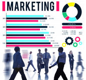 Marketing Advertisement Commercial Branding Concept royalty free stock photos