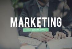 Marketing Analysis Branding Advertisement Business Concept.  stock photos