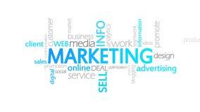 Marketing, Animated Typography