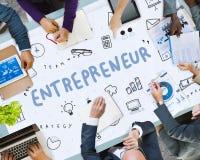 Marketing Business Corporation Progress Concept Stock Photography