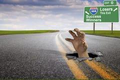 Marketing business success Stock Photos