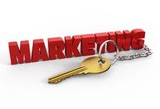Marketing concept Stock Image