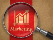 Marketing Concept. Stock Photo