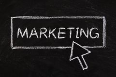 Marketing Concept Stock Images