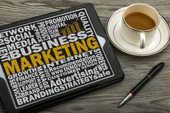 marketing concept Stock Photo