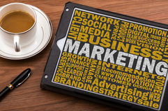 marketing concept Royalty Free Stock Images