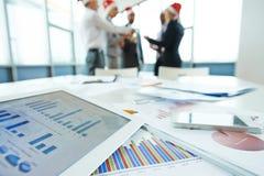 Marketing data Stock Photography
