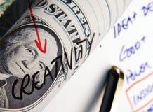 Marketing the Dollar stock photography
