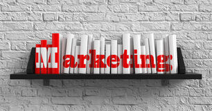 Marketing. Education Concept. Stock Images