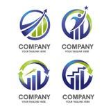 Marketing-finance-concept Image libre de droits