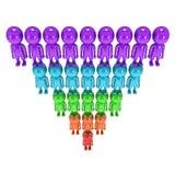Marketing Funnel Sales Stock Photos