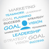 Marketing, Goal, Planning, Teamwork Royalty Free Stock Photography