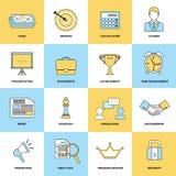 Marketing Icons Set vector illustration