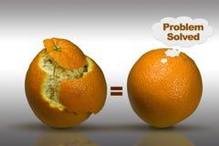 Marketing-Ideen und Lösungen   Stockfoto
