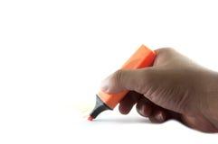 Marketing isolated pen Stock Photos