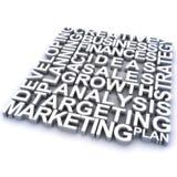 Marketing-Konzept Lizenzfreie Stockfotos