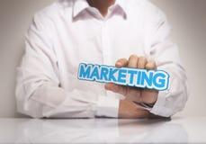 Marketing Stock Image