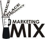 Marketing mengeling Royalty-vrije Stock Afbeelding