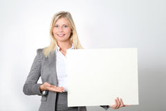 Marketing new brand Stock Images
