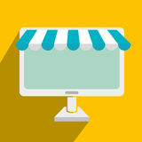 Marketing online and ecommerce sales Stock Images