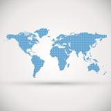Marketing ontwerp van Aarde, bol als presentatie s Stock Foto's