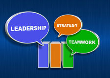 Marketing plan success. Concept of strategic marketing planning success Stock Image