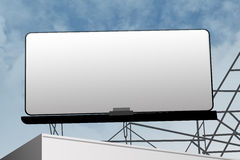Marketing sales outdoor sign billboard Stock Images