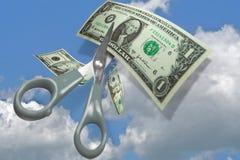 Marketing Saving money credit Stock Photography
