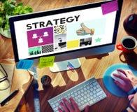 Marketing Voltooiing die Collectieve Duimen op Concept brandmerken stock foto