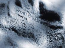 marketing świat Obrazy Stock