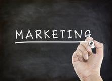 Marketing word stock illustration