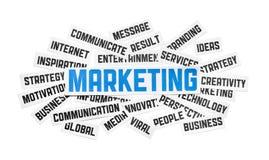 Marketing-Zeichen