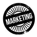 Marketingowy stemplowy gumowy grunge Fotografia Stock