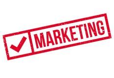 Marketingowy stemplowy gumowy grunge Zdjęcie Stock